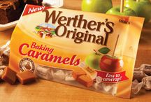 """""""Crazy for Caramel"""" / Who isn't crazy about Caramel!  Check out theses recipes!  #WerthersCaramel  #Caramel"""