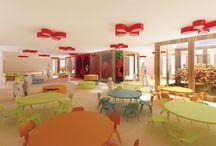 Modulární školy, školky / Modular schools, kindergartens / #architecture #modulararchitecture #komamodular #kindergartens #schools