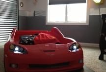 Marcus' bedroom