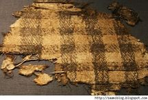 Viking, Oseberg textiles
