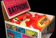 Batman toys / by Wade Schulz