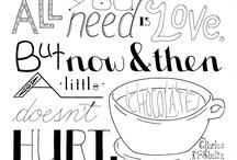 Love affair with CHOCOLATE