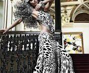 Moodboard high fashion / Creatie