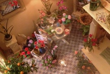garden dollshouse
