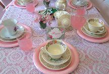 TEA PARTY IDEAS- Princess / Tea Party Planning Ideas. Tea Party Hats, Boas and Tutus. How to plan a Tea Party.