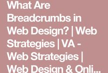 Bread Crumbs - SEO Strategies / Google 'Purr Traffic' for SEO Services :)