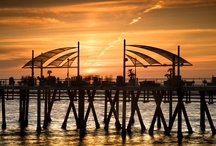 Redondo Beach Sunsets  / Redondo Beach is a laid back, beautiful beach city with a world famous pier & unbeatable sunsets!