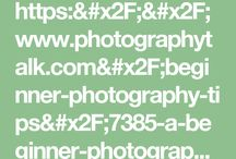 Photography howto