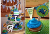 Birthday Party Ideas / by Karen Keplinger