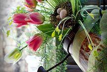 Spring Decorating