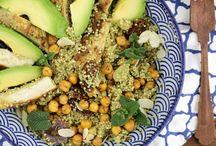 Meine liebsten Salate / Salate in allen Variantionen sind ein leckeres Abendessen, Mittagessen oder eine gute Beilage zum Grillen. Hier zeige ich meine liebsten Salat Rezepte.