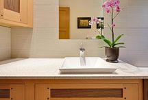 NFC Portfolio: Carmichael Zen Bathroom