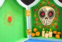 Dia de Los Muertos / Art