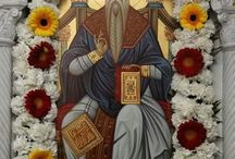 Saints and monasteries