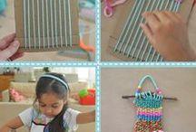 Tkaní pro děti
