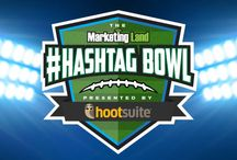 #Hashtag Bowl / Marketing Land's #Hashtag Bowl is our annual coverage of how social and other digital media are leveraged during America's premier marketing event, the #SuperBowl