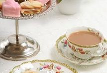 Afternoon delights / Afternoon tea