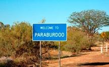paraburdoo my home town