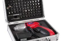 Power Tools / Make the job easier and more efficient with power tools / by MCM Electronics