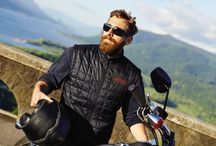 Worn to be Wild Men's Apparel / For the guy who's good at being bad. | Harley-Davidson Gifts for Him  / by Harley-Davidson