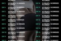 Butt workouts / by Marisa Keller