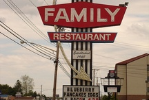 Americana Family Restaurants & Groceries / by Scout Driscoll