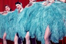 Showgirls-Dance / The power and beauty of stage, shows and dancers / by BC
