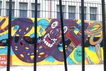 Grafitis / Pintadas callejeras