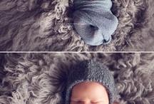 Newborn pics / by Megan O'Rand