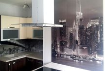 Kitchen in our dream house