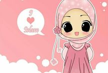 Islamic anime ♥
