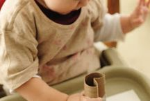 toddler craft activities / by Ali Lerner