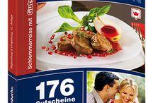 Schlemmerreise mit Gutscheinbuch.de - Ausgaben 2013/2014 / Ausgewählte Ausgaben der Schlemmerreise mit Gutscheinbuch.de für die Spar-Saison 2013/2014 auf einen Blick