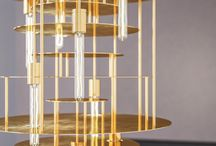 Vantaa / The Vantaa chandelier by Cameron Design House. Inspired by the icicles forming on the outstretched spruce branches in the Finnish winters, this chandelier achieves both substance and delicacy through the intricate design detail. Bespoke options and design service available.