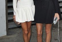 Peplum Dresses & Tops