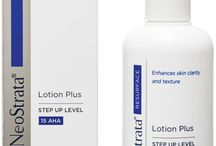 Keratosis pilaris / keratosis pilaris responds well to exfoliating agents, such as glycolic acid, lactic acid, and Salicylic Acid , much in the same way as does acne.