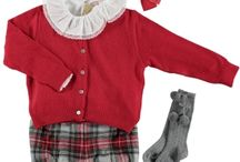 Looks | Baby Girl | Babies | Amaiakids / Beautiful Children's Clothes and accessories. Very unique style: Timeless, Elegant and Classic collections with a modern twist and a retro flair. Share our passion to dress your children as children. Available on-line at: www.amaiakids.co.uk