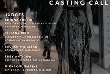 HFR NYFW 2016 Designer Casting Call