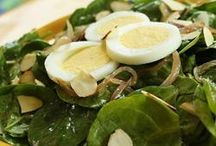 Salads / by Heather Cranston