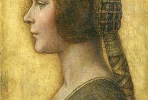 Leonardo da Vinci Paintings / Leonardo da Vinci was born on 15 April 1452, death on 2 May 1519, was one of the great creative minds of the Italian Renaissance.