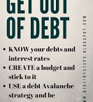 Frugal and Debt Free / Saving money, becoming debt free, how to make more money and how to live frugally! Pins about making extra money, saving money and getting your personal finance in order.