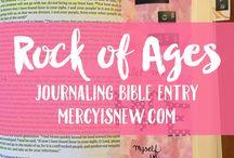 journaling God's Word