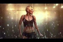 ANGE NOIR video art