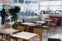 Cafe Dopdo - Atatürk Havalimanı/İstanbul / Sandalyeci