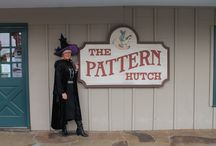 HAPPENINGS AT THE PATTERN HUTCH! / Things that are going on at The Pattern Hutch in Pigeon Forge TN 37863.