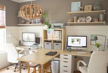 Office Space / Office/Library ideas