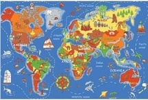 Teach: Elementary Social Studies/Geography / by Kristina Kroon