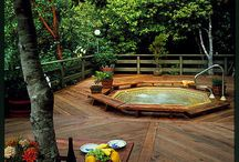 Decks & pools