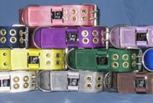 BLOCKY DOGS COLLAR Width & COLOR CHOICES / See available width and color choices for BLOCKY DOGS #collars. #customdogcollars #1inchcollars #1.5inchcollars #2inchcollars