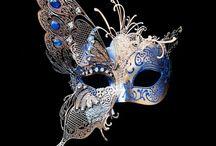 Masquarade Masks.... / by karen marshalleck